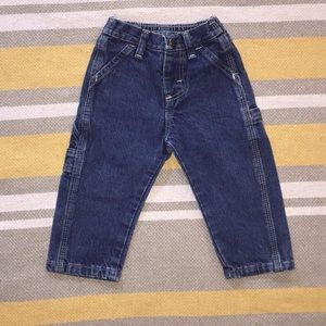 Wrangler 5 Star Denim Blue Jeans 18 Months